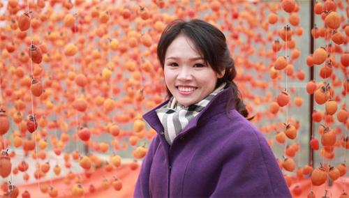 Chị Nguyễn Thị Mến.
