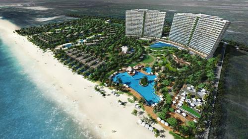 The Hamptons Hồ Tràm - Dự án duy nhất tại Việt Nam mà tất cả biệt thự biển và căn hộ nghỉ dưỡng 100% mặt tiền biển