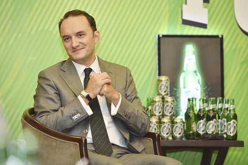 ông Tayfun Une - CEO Carlsberg Viet Nam