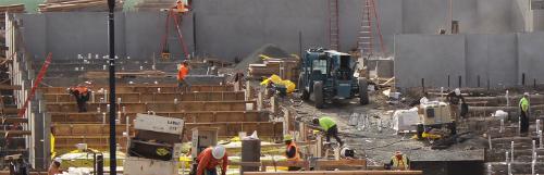 Dự án Sacramento King đang trong giai đoạn thi công.