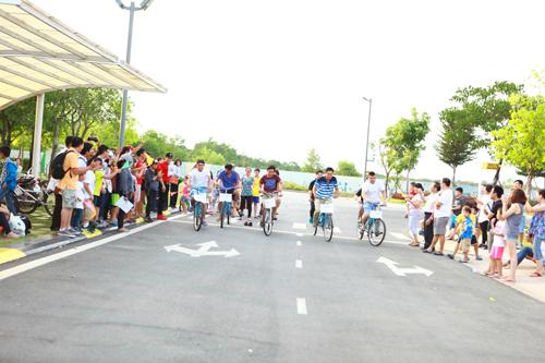 event Ngày của đại gia đình Đại Phước Lotus dành cho cư dân và bạn bè. Event đó đã thu hút gần 500 người tham dự.
