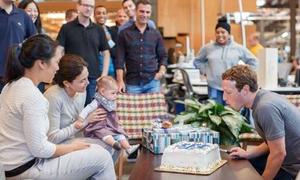Ông chủ Facebook kiếm 4 triệu USD mỗi ngày