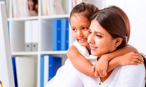 Gia đình có trẻ nhỏ chuộng mua sắm online