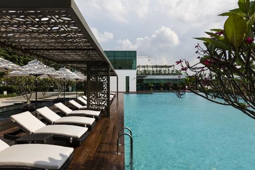 Mọi tiện ích nghỉ dưỡng 5 sao đều nằm gọn trong khuôn viên khu nhà bạn. Hotline: 0941 496 868 - 0977 118 888. Website: www.lucasta.com.vn