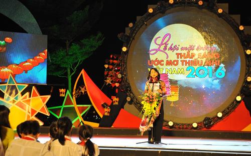 Phó Chủ tịch nước Đặng Thị Ngọc Thịnh phát biểu tại chương trình