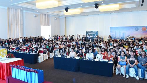 Hơn 250 khách hàng tham dự công bố đợt 2 dự án  Riverpark Premier