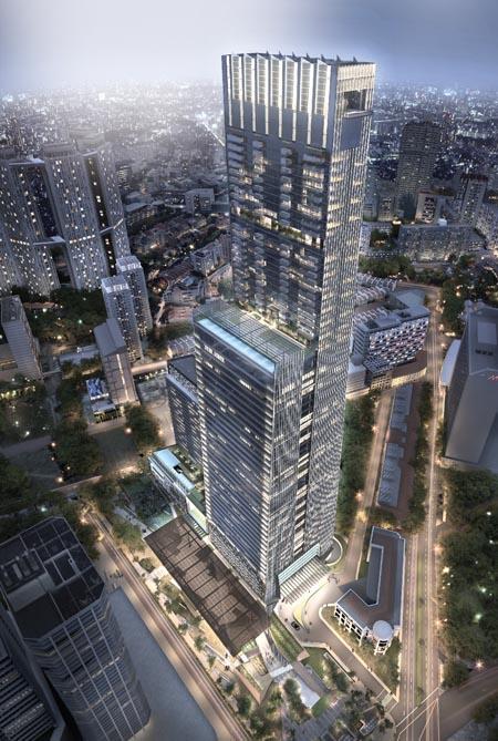 Tòathápcaonhất Singapore - Wallich Residence gồm 181 cănhộsiêu sang đượcAnpha Holdings côngbốvàongày 24/09/2016. Đăngkýthamdựsựkiệntại: www.anphaholdings.com/wallich