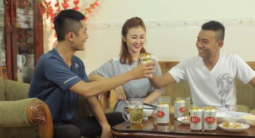 Nhiều người tiêu dùng Việt Nam từ lâu đã quen thuốc với nhãn hàng bia 333 của Tổng công ty cổ phần Bia  Rượu  Nước giải khát Sài Gòn.