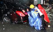 Bảo hiểm tốn tiền tỷ vì xe ngập nước tại Sài Gòn
