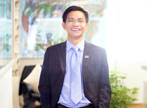 Ông Trần Văn Tỉnh - Tổng giám đốc kiêm sáng lập viên IMM Group.