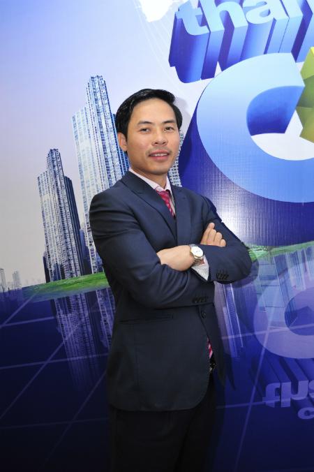 ông Nguyễn Việt Cường - Chủ tịch kiêm Tổng giám đốc Tập đoàn Kosy