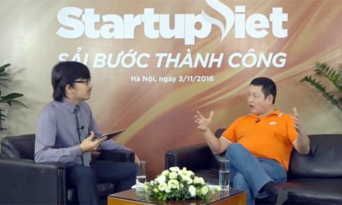 Ông Trương Gia Bình: Khởi nghiệp 10 lần để thành công 1 thì cũng nên thử