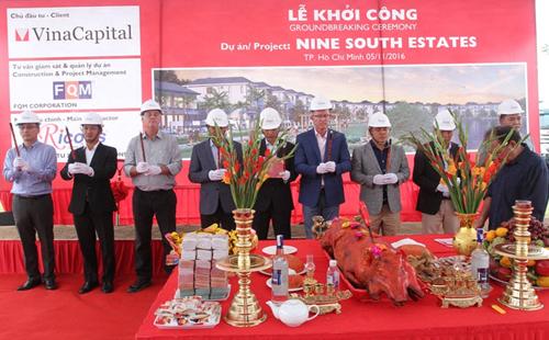 khoi-cong-xay-dung-khu-biet-thu-ven-song-dang-cap-tai-nam-sai-gon-2