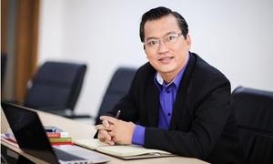 Ông Nguyễn Tuấn Quỳnh: 'Làm chủ doanh nghiệp nhỏ khó hơn điều hành công ty lớn'