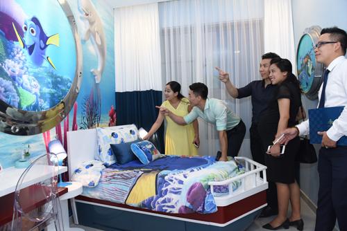 Với hàng loạt các chính sách có lợi cho người mua, căn hộ Saigon South Residences đang được nhiều gia đình trẻ nhắm đến