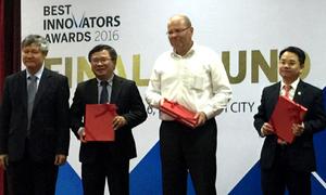 Sacombank đồng hành cùng cuộc thi khởi nghiệp
