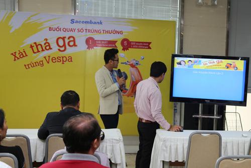 Mọi thông tin chi tiết, khách hàng vui lòng liên hệ: các điểm giao dịch Sacombank trên toàn quốc, hotline 1900 5555 88, email: ask@sacombank.com, website: www.sacombank.com.vn.