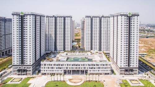 Lexington Residence (Q.2)  một trong 3 công trình trọng điểm chiếm tỷ trọng cao nhất trong doanh thu bán căn hộ trong 9 tháng đầu năm 2016