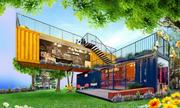 Thảo Cầm Viên Sài Gòn sắp mở cửa khu giải trí bằng container
