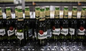 Asahi mua thương hiệu bia của AB InBev