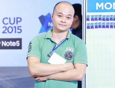 Đào Xuân Hoàng và ứng dụng Monkey Junior.