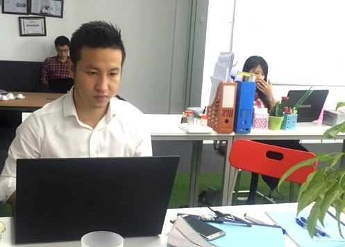 CEO Phạm Anh Đức