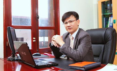 Ông Vũ Trọng Trung - Phó tổng giám đốc Công ty CP Eurowindow.
