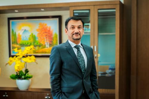 : Ông Uday Shankar Sinha - Tổng giám đốc Công ty TNHH Suntory PepsiCo Việt Nam