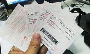 Vé trúng gần 49 tỷ đồng phát hành tại quận Tân Phú
