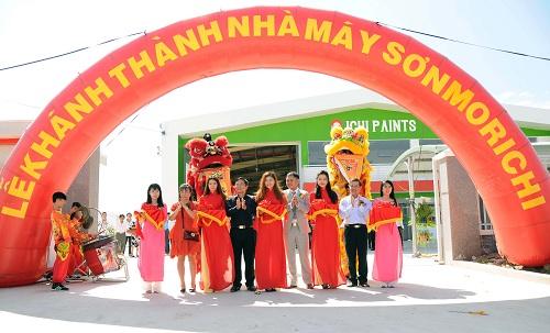 khanh-thanh-nha-may-son-morichi-tai-long-an