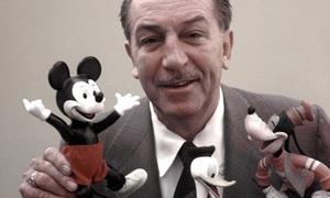 Walt Disney - doanh nhân không bao giờ từ bỏ giấc mơ