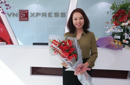 - Bà Lê Thị Thu Hương - Phó cục trưởng Cục Thuế TP HCM
