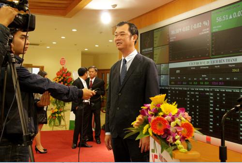 Ông Nguyễn Ngọc Châu, CTHĐQT BenThanh Tourist