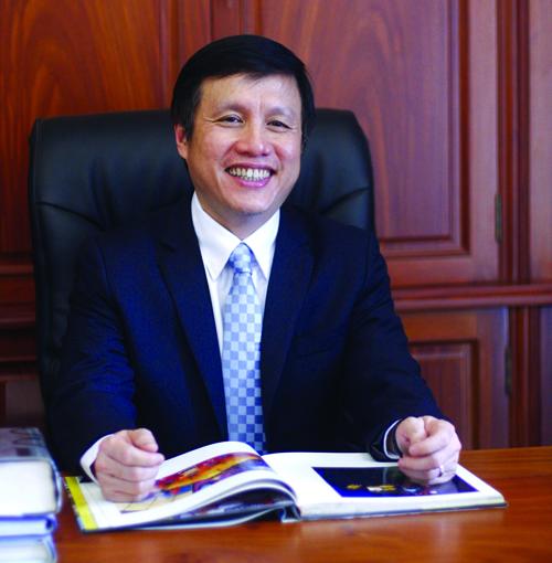 Ông Nguyễn Xuân Dũng - Chủ tịch Hội đồng Bitex.