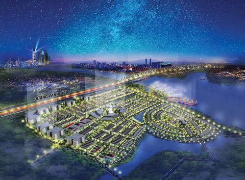 Dự án tiên phong KingBay đón đầu hạ tầng giao thông đường thủy.