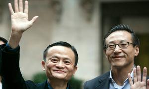 Joe Tsai - 'cánh tay phải' của Jack Ma