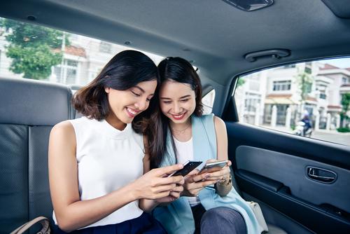 Với hình thức GrabPay Credits, hành khách dễ dàng chủ động thanh toán và thoải mái tận hưởng những chuyến xe công nghệ.