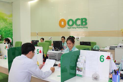 OCB là ngân hàng có sự cải thiện chất lượng tài sản vượt trội; hoạt động kinh doanh hiệu quả