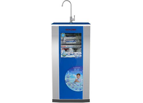 Máy lọc nước Suyang có nhiều ưu điểm như màng lọc nước của Nhật Bản, lõi nano silver, lõi than hoạt tính gáo dừa và lõi đá khoán thiên nhiên.