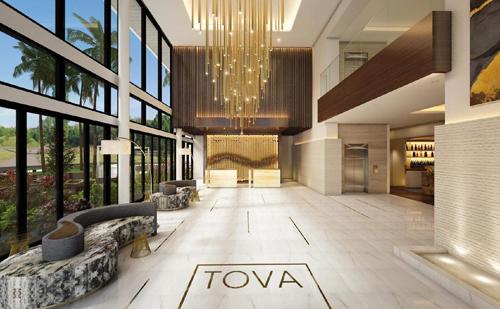 Dự án khách sạn Tova tại thành phố Palm Springs hiện đang kêu gọi vốn đầu tư EB-5
