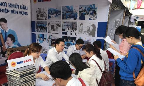 VietBank mang cơ hội nghề nghiệp đến sinh viên Cần Thơ