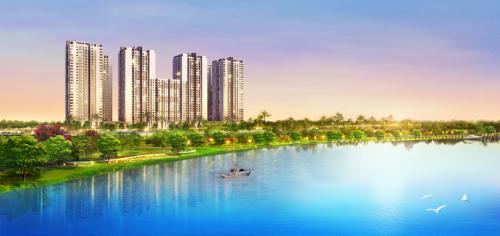 Đây là tòa nhà cuối cùng trong dự ánSaigon South Residencesthuộc phân khúc giá tầm trung mà lần đầu Phú Mỹ Hưng triển khai ra bên ngoài khuôn viên đô thị PMH.
