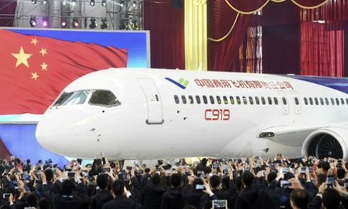Máy bay 'Made in China' đã sẵn sàng cất cánh