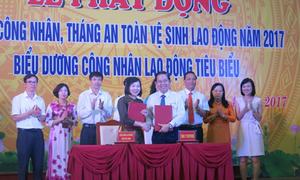 NutiFood hỗ trợ công nhân Bắc Ninh