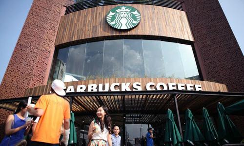 Người Việt uống cà phê Starbucks đắt thứ 3 thế giới