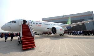 Phi cơ 'made in China' sẽ bay thử cuối tuần này