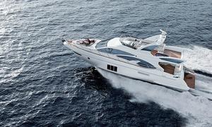 Azimut có hợp đồng du thuyền triệu USD tại Việt Nam