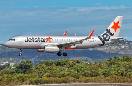 Jetstar luôn nỗ lực mang đến cho khách hàng những trảo nghiệm thú vị khi bay.
