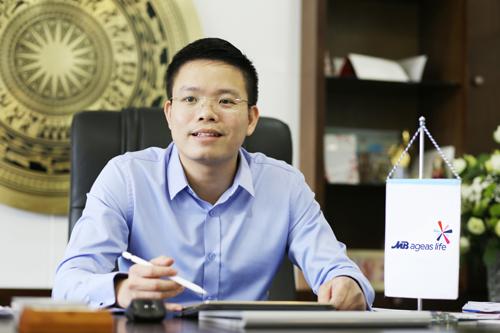 ông Vũ Hồng Phú, Chủ tịch Uỷ ban điều hành Liên doanh Bảo hiểm Nhân thọ MB Ageas Life