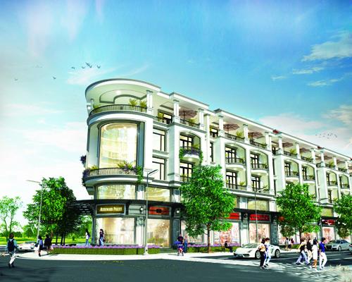 Nhà phố thương mại Vạn Phúc giai đoạn 2 sở hữu nhiều ưu điểm, linh hoạt an cư lẫn đầu tư.